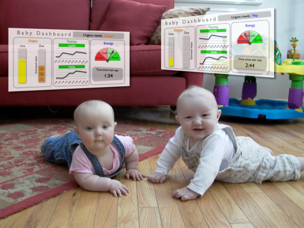 Baby Dashboards